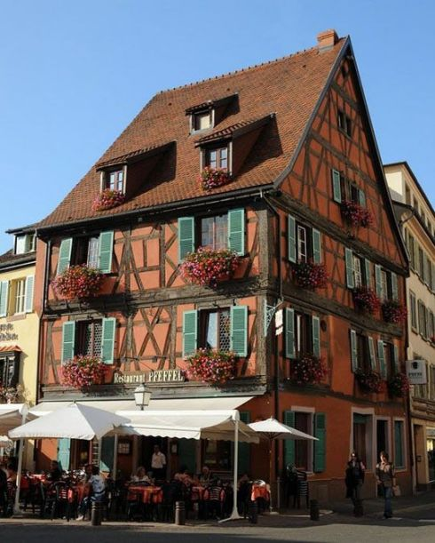 Europe's most beautiful city Colmar, France 17