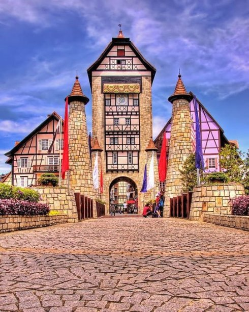 Europe's most beautiful city Colmar, France 2