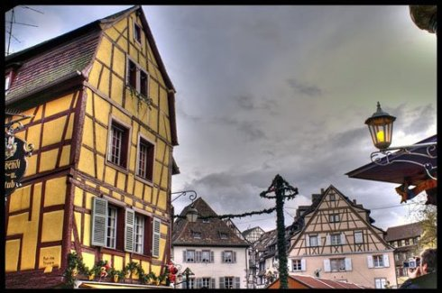 Europe's most beautiful city Colmar, France 23