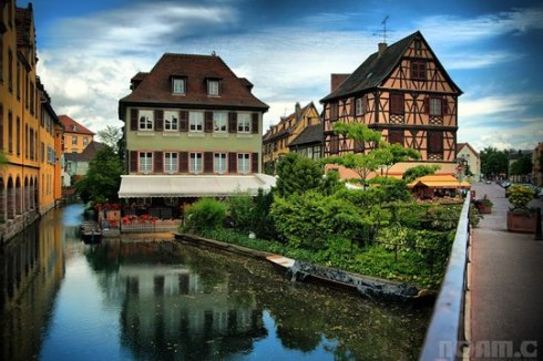 Europe's most beautiful city Colmar, France 6