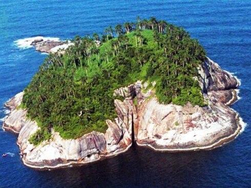 The snake island São Paulo, Brazil