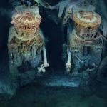 important shipwrecks-engines of titanic