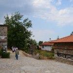 Old Agios Pandeleimon Traditional Greek village 2