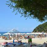 Greece Halkidiki akti oneirou best beach bars 7
