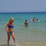 Greece Halkidiki Paliouri beach best bea 2ch bars Lefki Ammos