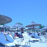 Greece Halkidiki Paliouri beach best beach bars Lefki Ammos 11