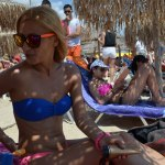 Greece Halkidiki Iraklia beach best beach bars Crystal life 8
