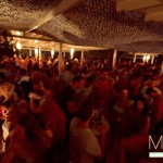 Greece Halkidiki Hanioti beach best beach bars Molos by night