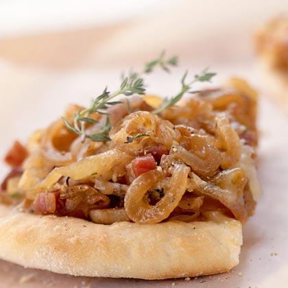 healthy fontina pizza recipe