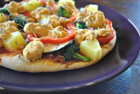 delicious healthy pizza recipe