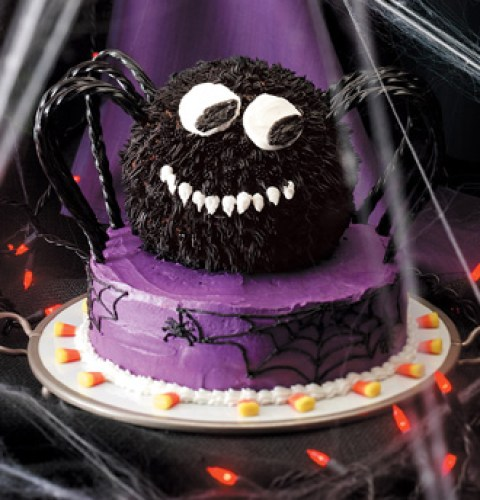 Best Halloween spider cake recipe ideas