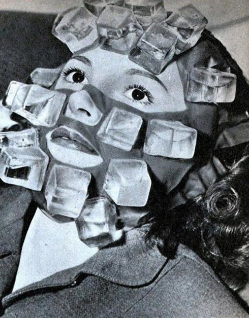 weird beauty treatmens from the past 7