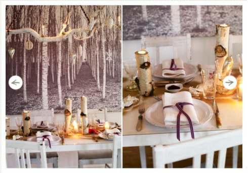 most creative christmas table decor ideas 30