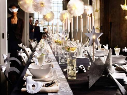 most creative christmas table decor ideas 46
