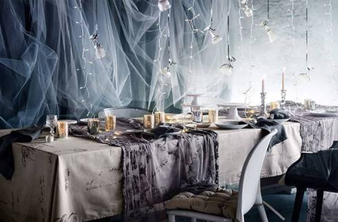 most creative christmas table decor ideas 59