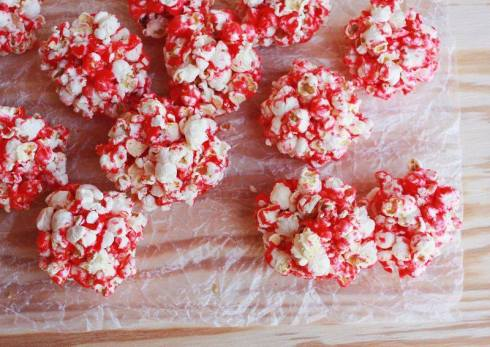 Best recipes for christmas red popcorn