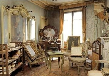 Madame de Florian's apartment untouched for 68 years 4