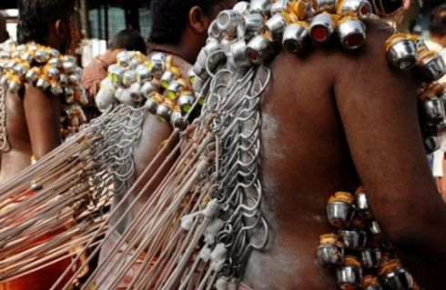 unusual festivals around the world,, Thaipusam