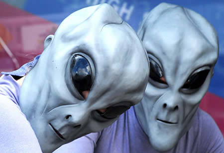 unusual festivals around the world, Roswell