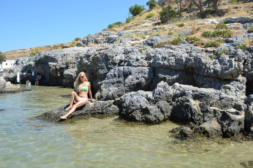 Lindos Rhodes Island One The Most Beautiful Places In Greece Moco Choco