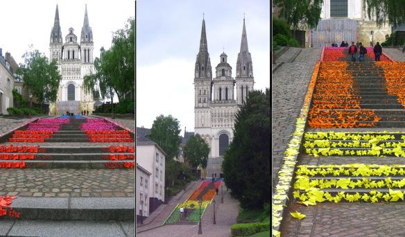 nghệ thuật đường phố cầu thang tuyệt vời trên khắp thế giới, Pháp