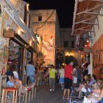 Rhodes Old Town nightlife 3