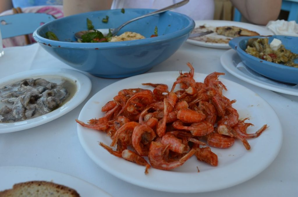 good restaurants in Rhodes islands, Kozas seaside taverna 2