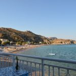 good restaurants in Rhodes islands, Kozas seaside taverna 6