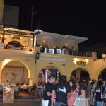 interesting things to see in island Rhodes, old city nightlife