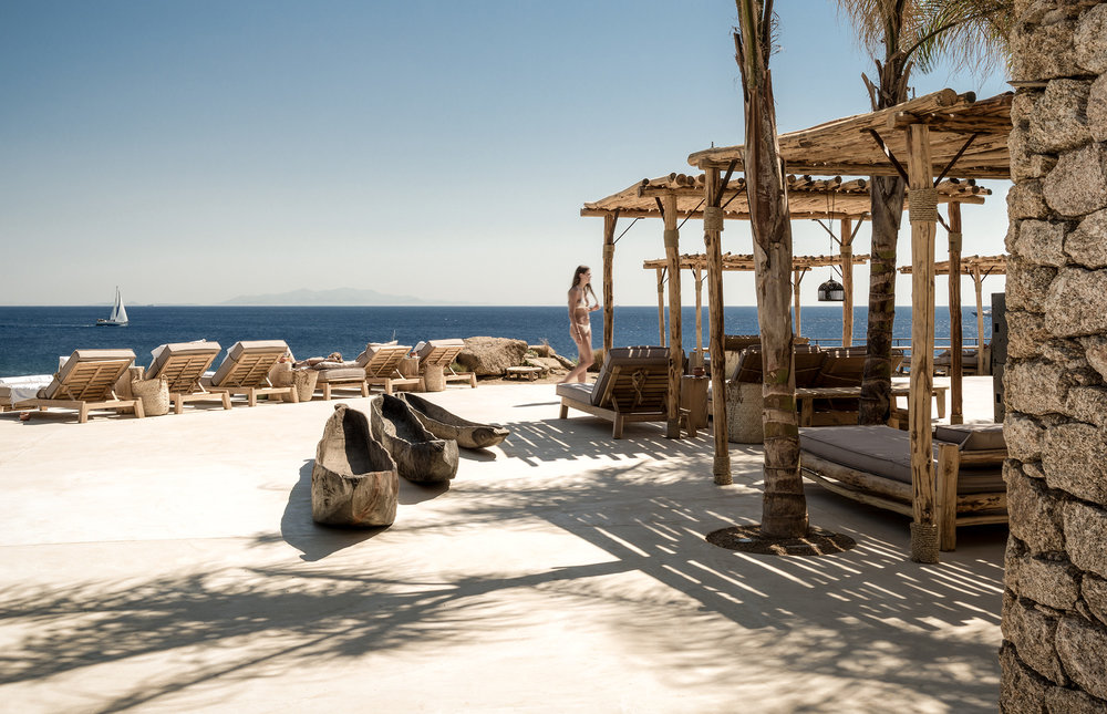best things to visit in Mykonos, Scorpios