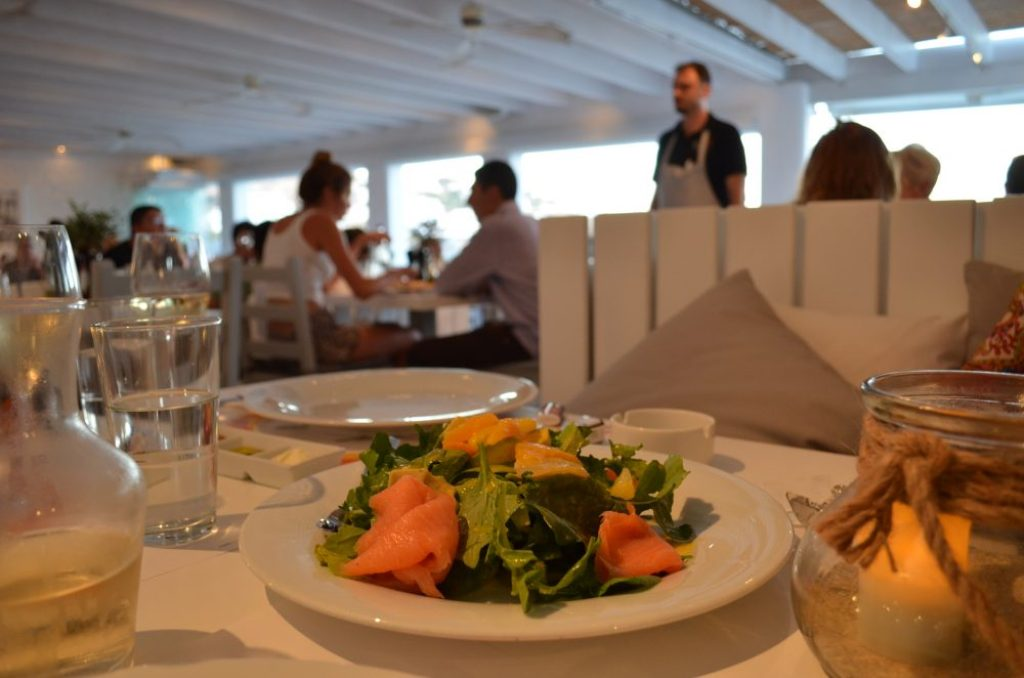 Best restaurants in Mykonos, Platys Gialos