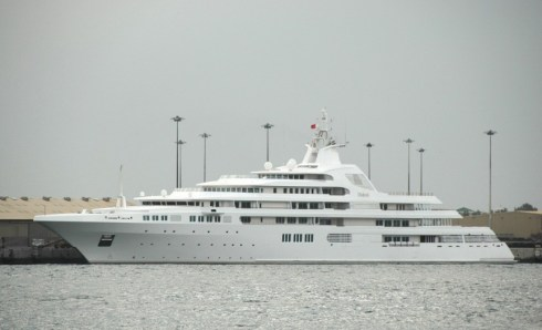 most expensive luxury yachts, Dubai