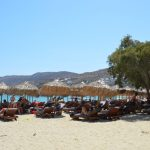 interesting things to see in Greek island Mykonos, Kalo Livadi beach 2