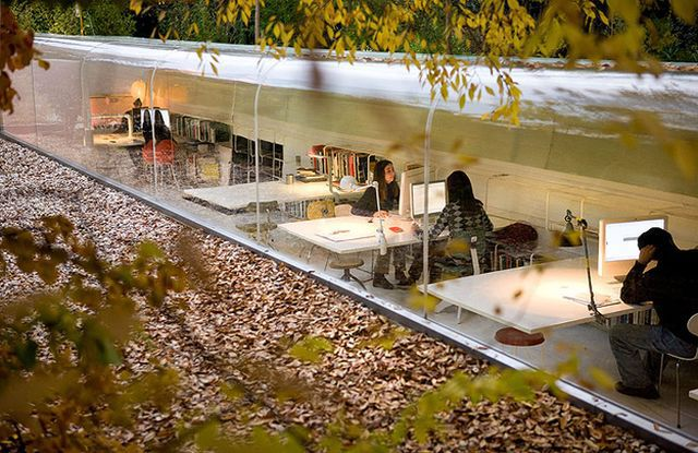 Most Extraordinary and Cool Workspaces Mocochoco – Cool Work Spaces