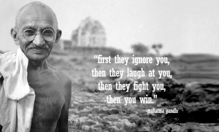famous quotes of Gandhi 3