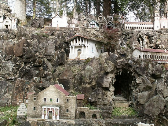 most unusual parks around the world, Grotto 10