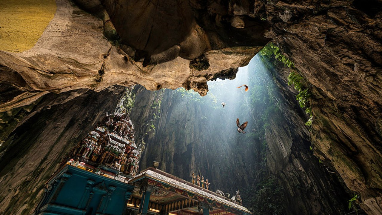 Most Beautiful Caves In The World   moco-choco
