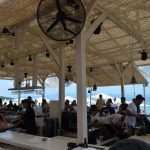 Greece Halkidiki Paliouri beach, best beach bar in Halkidiki Cabana 5