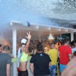 Summer time in Kassandra, Halkidiki-Greece-nightlife