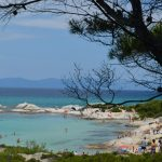 summer time in the most picturesque beach in Sithonia, Kavourotrupes 7