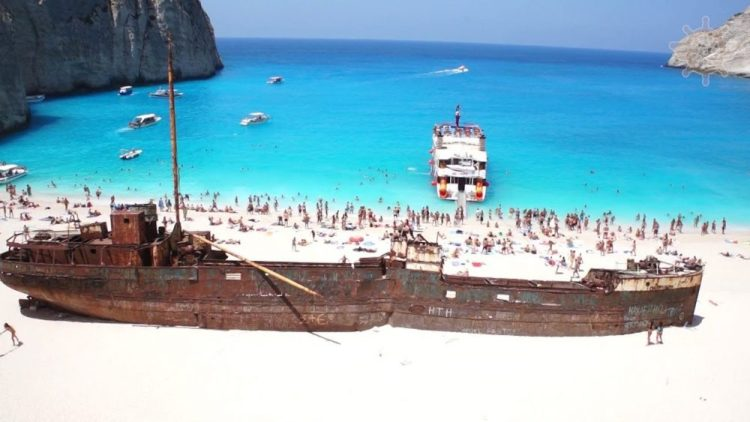 most amazing beaches in Zakynthos