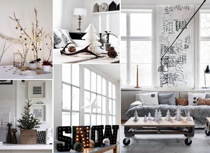 creative white christmas decoration 25 & 40 Awesome and Inspiring White Christmas Decorating Ideas - Moco-choco