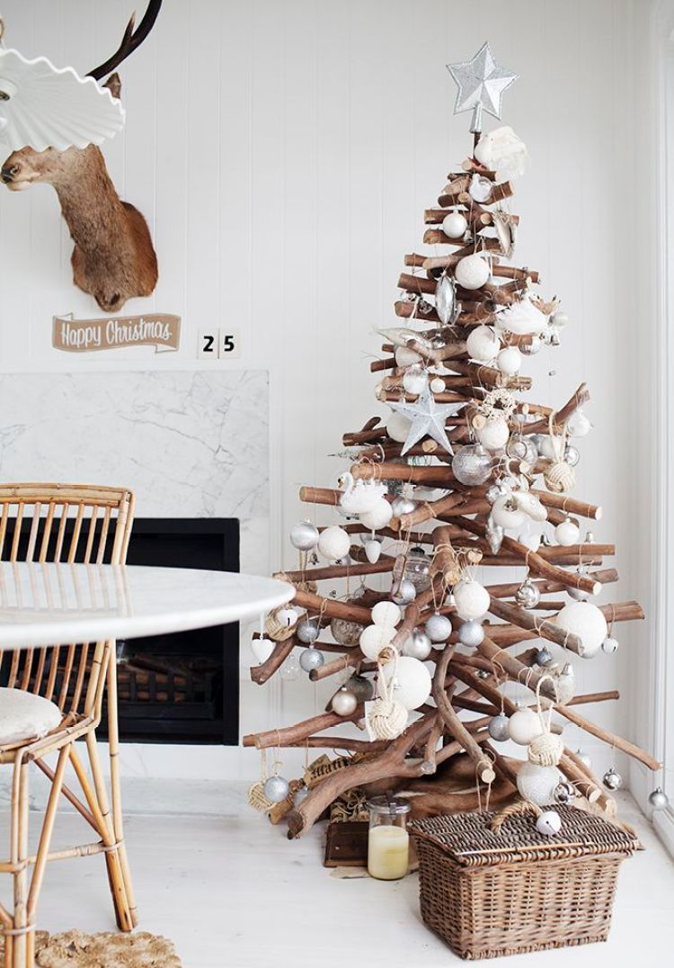 creative white christmas decoration 6