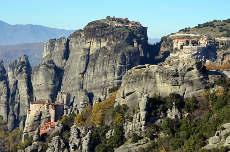 The most impressive monasteries in Thessaly 3