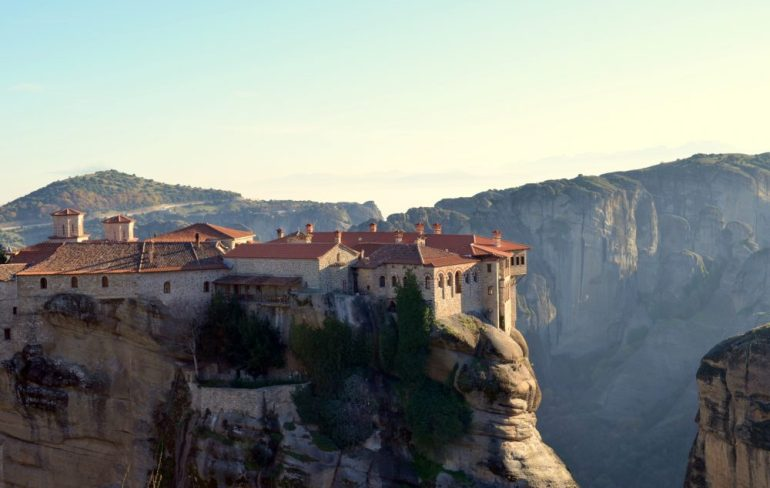 The most impressive monasteries in Thessaly 14