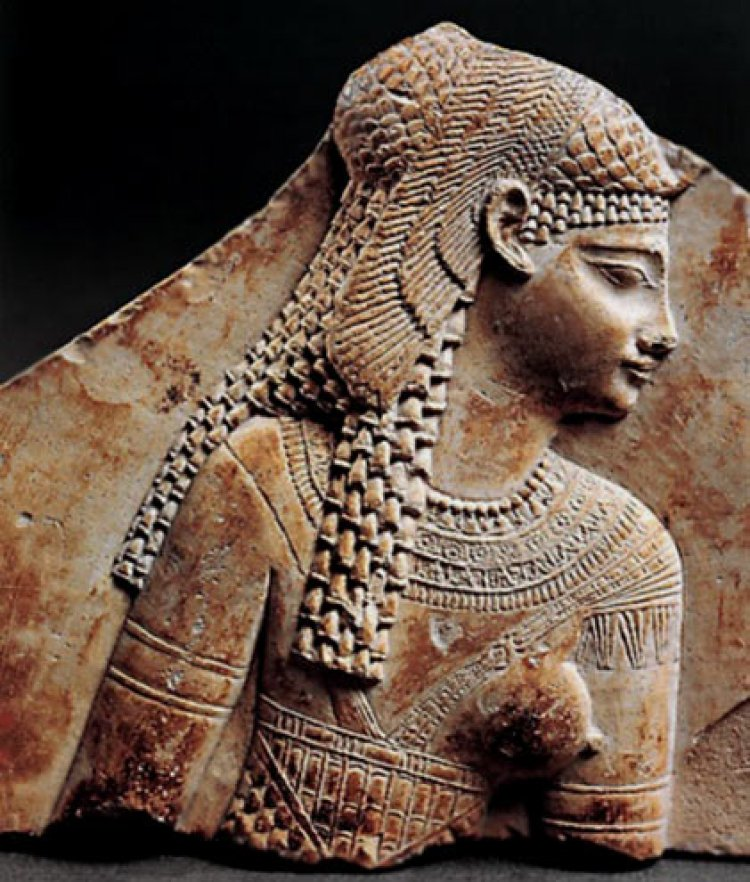 Cleopatra-egyptian-representation