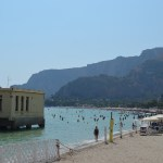 The most popular beaches of Palermo, Mondello beach 6