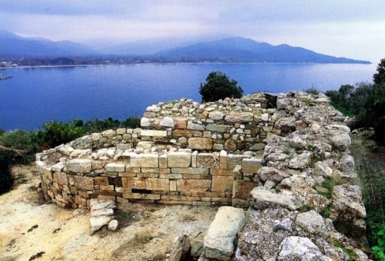 great archaeological discovery, tomb of the philosopher Aristotle 4