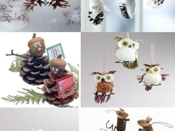 50 Diy Fun Easy And Unusual Christmas Ornaments Moco Choco