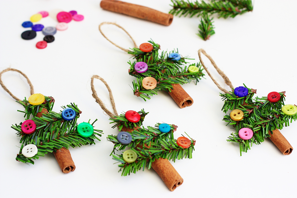 unusual holiday handmade crafts, cinnamon 2